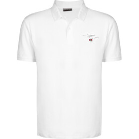 Napapijri Elbas Polo Uomo, bright white
